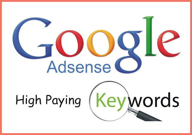 Adsense High CPC Keywords,