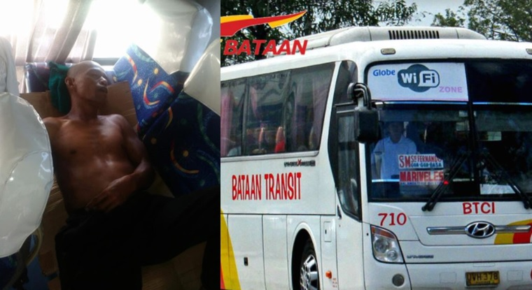 Bataan Transit driver 'dies from overwork' after a month of no day off