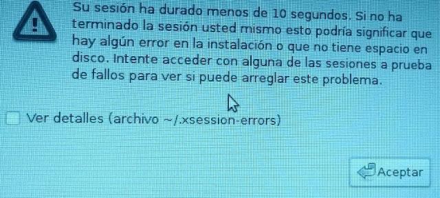 Solución: Su sesión ha durado menos de 10 segundos error en Linux Mint y Ubuntu - El Blog de HiiARA