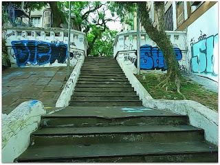 Escadaria João Manoel, Porto Alegre