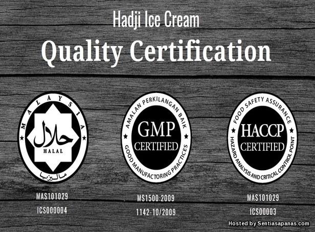 Hadji Ice Cream