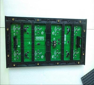 Thiết kế màn hình led p5 cabinet tại Nghệ An