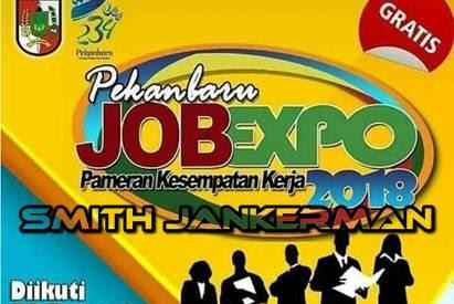 PEKANBARU JOB EXPO JULI 2018