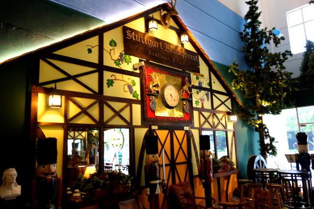 Black Forest Cafe Folsom Ca