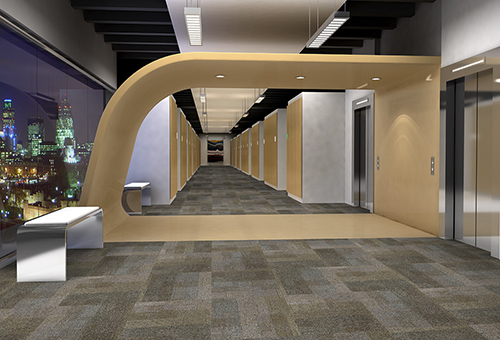 Aladdin Commercial Carpet Room Scenes