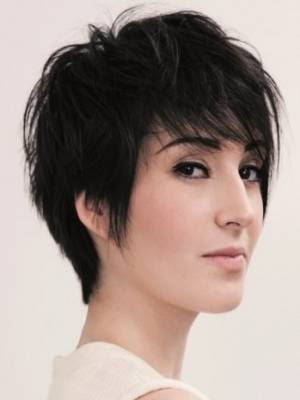 pixie haircut for oval face shape f hairstyles summer hairstyles for 2012 3958 | short pixie cut for oval face shape op