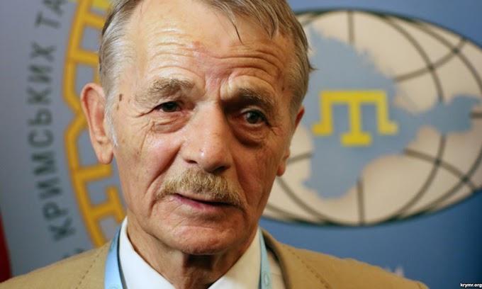 Джемилев пригрозил похитить Захарченко
