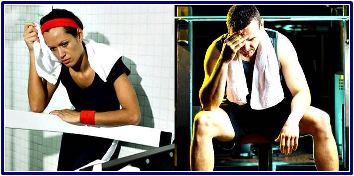 Causes of headaches when you perform a functional training session