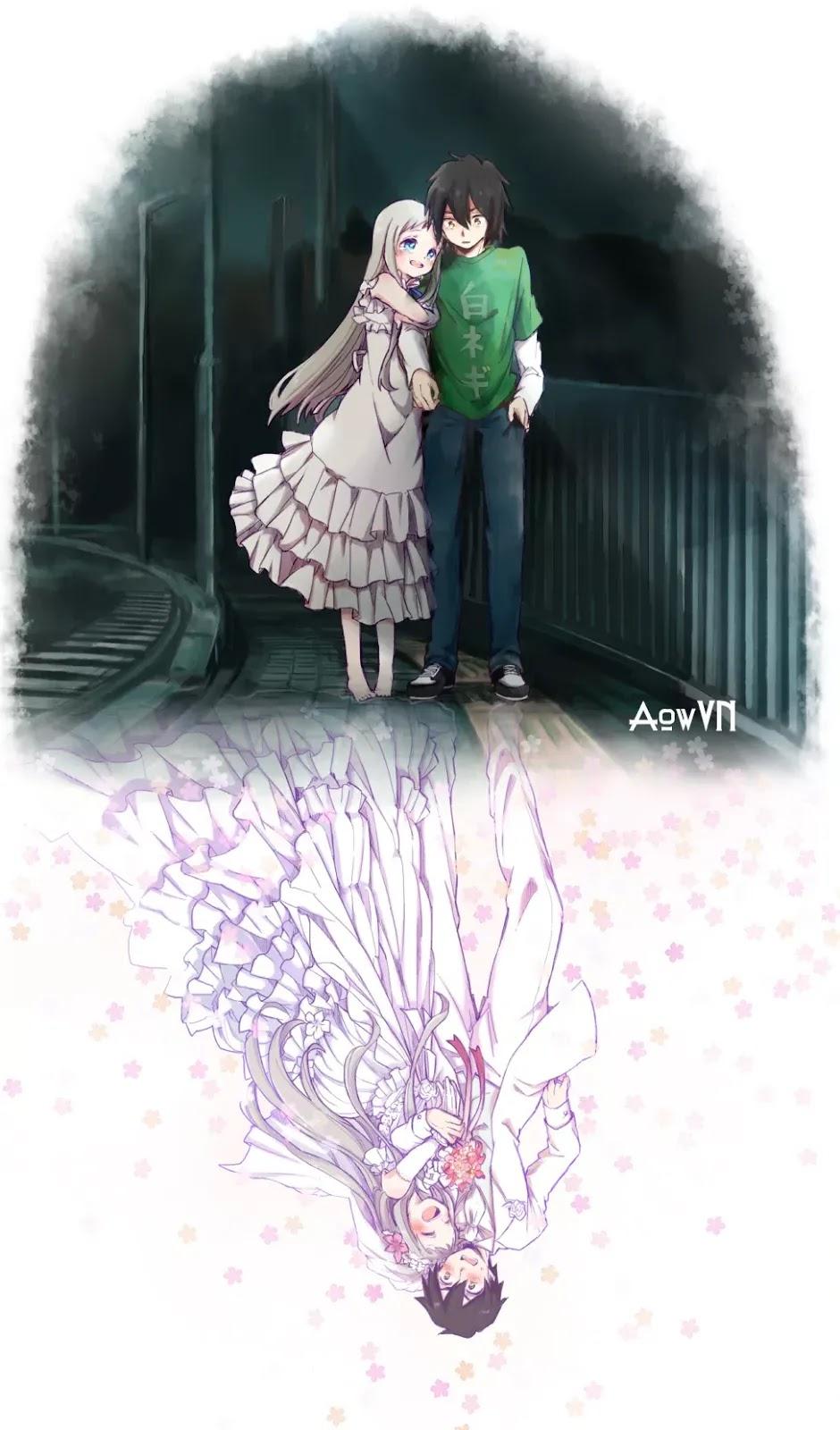 AowVN.org min%2B%25287%2529 - [ Anime 3gp Mp4 ] Anohana + Movie | Vietsub - Cực hay