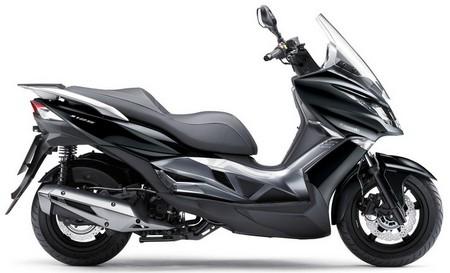 Spesifikasi Kawasaki J125