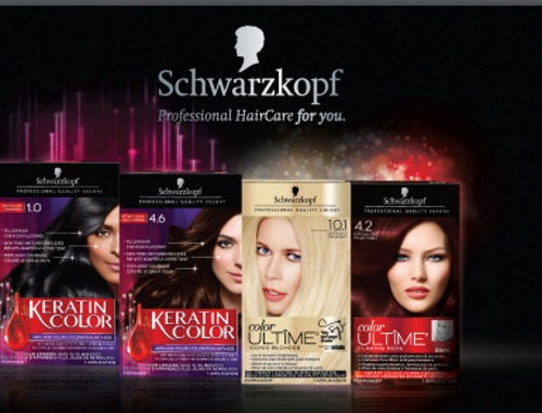 Schwarzkopf Try Me Free Hair Colour