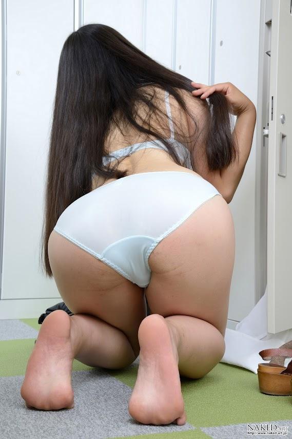 Naked-Art No.00679 Mako Akiyama 秋山真子 - Girlsdelta