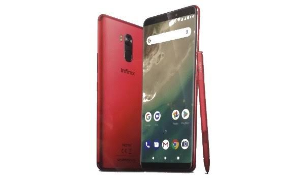 INFINIX NOTE 5 STYLUS :- FEATURES, SPECIFICATION AND PRICE