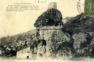 la tour de Maurifolet de Perrier