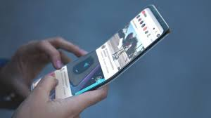 Samsung Foldable Smart Phone may be come in this year