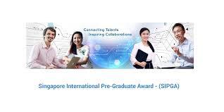 2018 Singapore International Pre-Graduate Award (SIPGA)