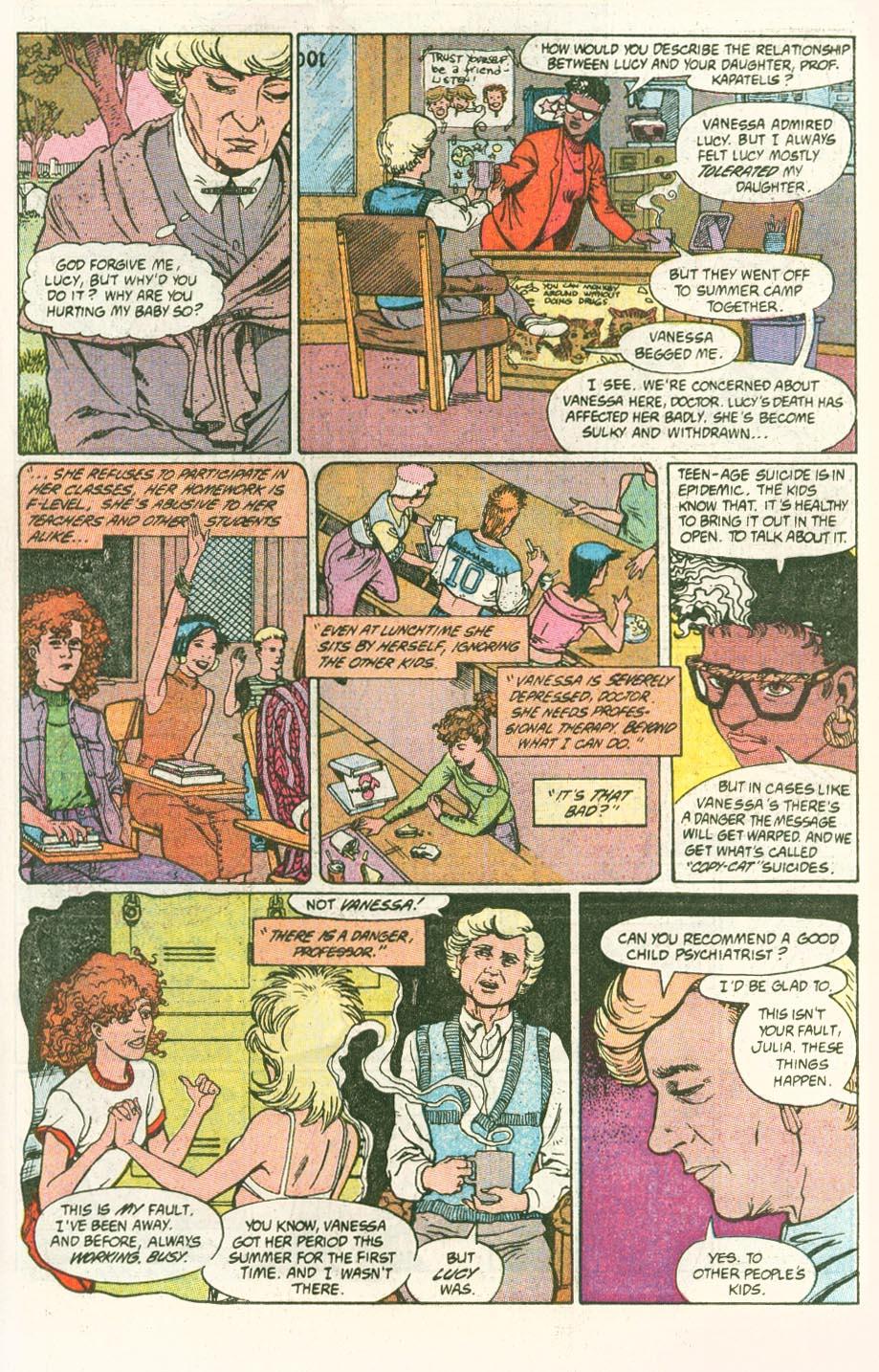 Read online Wonder Woman (1987) comic -  Issue #46 - 14