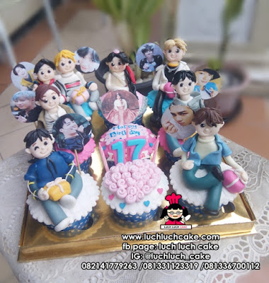 Cupcake K-pop Got7