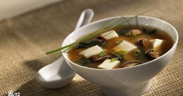 Seaweed (Nori) Soup Recipe