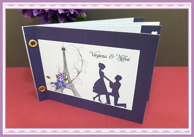 Invitatii Nunta Poveste de Nunta 8