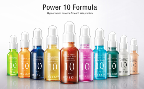 IT'S SKIN Power 10 Formula WR Effector cosmehut kbeauty korean beauty australia