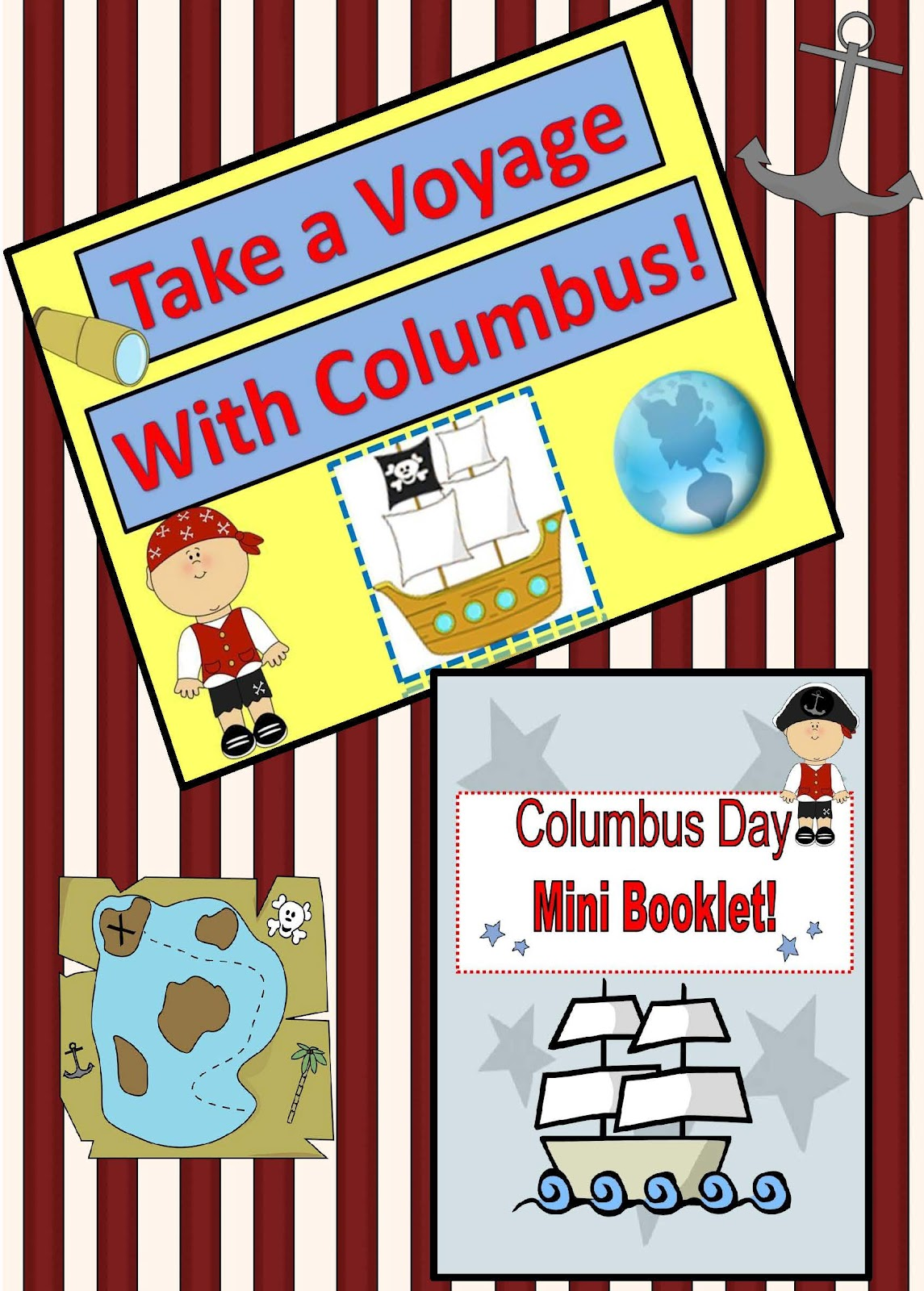Engaging Lessons And Activities Columbus Day Activities
