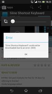 Cara Mudah Mengatasi error Saat Download Diplaystore
