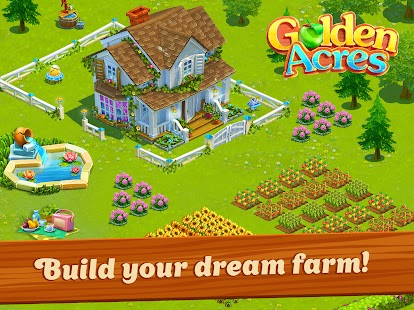 Golden acres Apk Free on Android Game Download