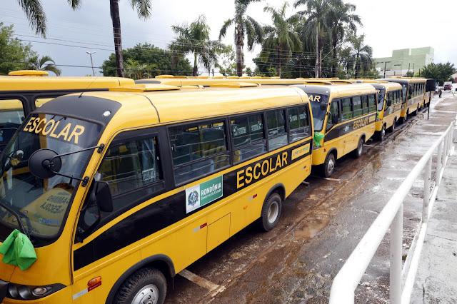 Aulas começam parcialmente na zona rural de Cacoal por 'falta' de estradas