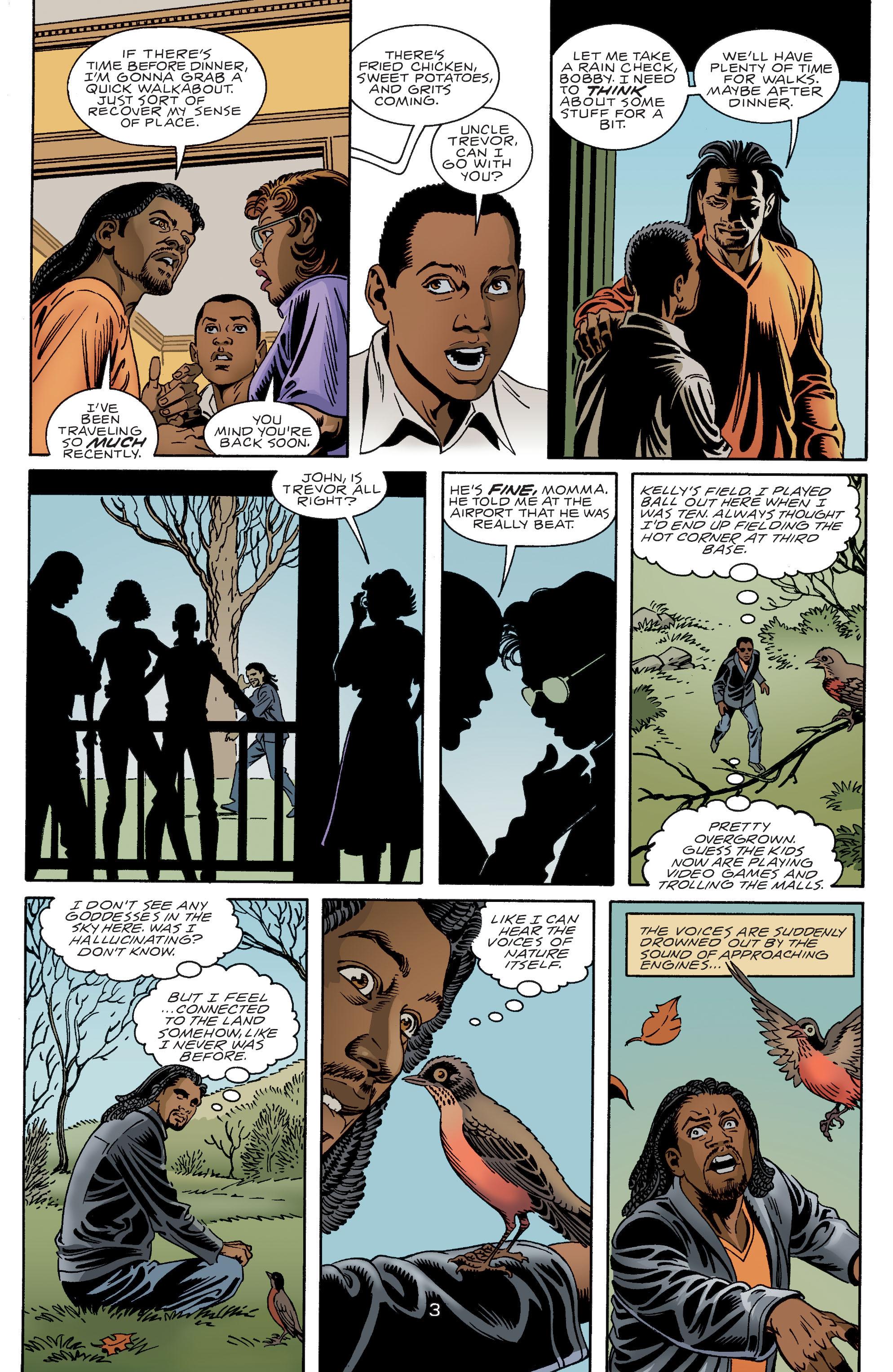 Read online Wonder Woman (1987) comic -  Issue #192 - 4