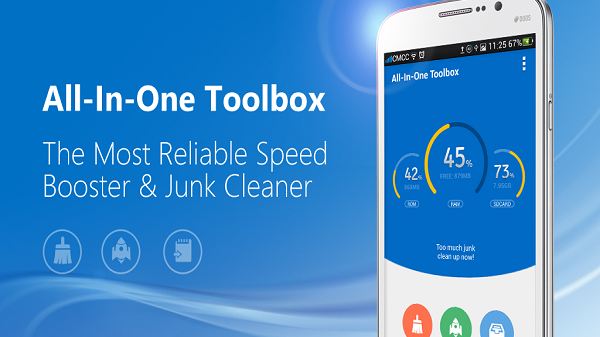 All-In-One Toolbox (Cleaner) Pro APK