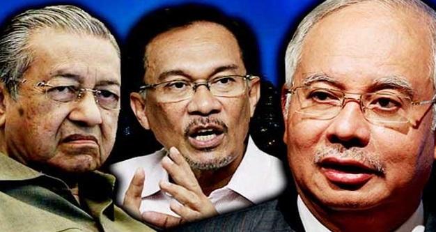 Najib desak Dr Mahathir jelas pendirian 1998 mengenai Anwar