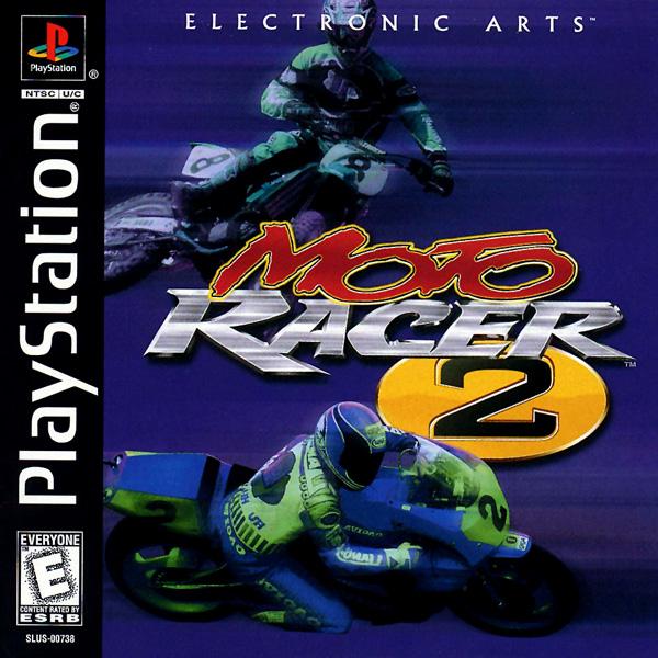 Moto Racer 2 - PS1 - ISOs Download