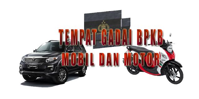 Dana Tunai Jaminan Bpkb motor Mobil di Jakarta Barat ...