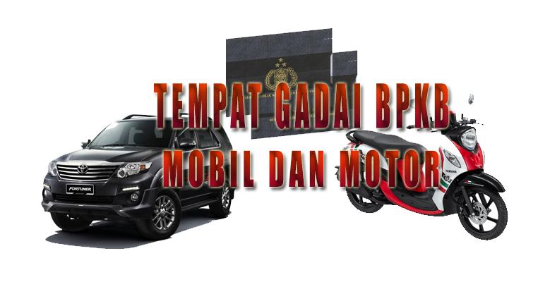 Pinjaman Dana Bpkb Motor Jakarta Barat ~ Gadai cepat Bpkb ...