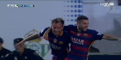 LFP-Week-36 Real Betis 0 vs 2 Barcelona 30-04-2016