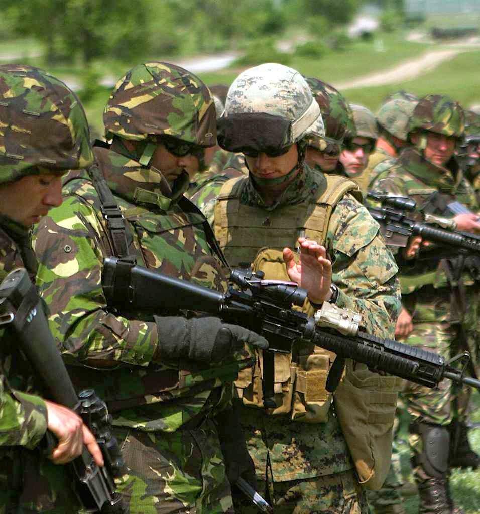 A Lituânia restaurou o serviço militar obrigatório na perspectiva de uma guerra com a Rússia