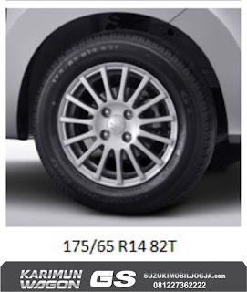 Tire 175/65/R14 82T Wagon GS