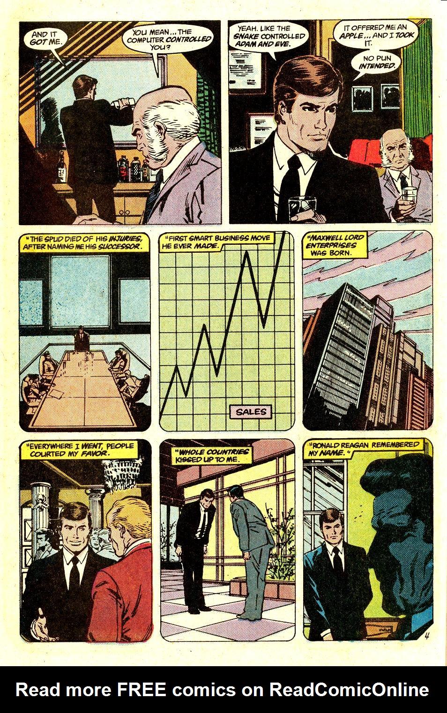 Read online Secret Origins (1986) comic -  Issue #35 - 40