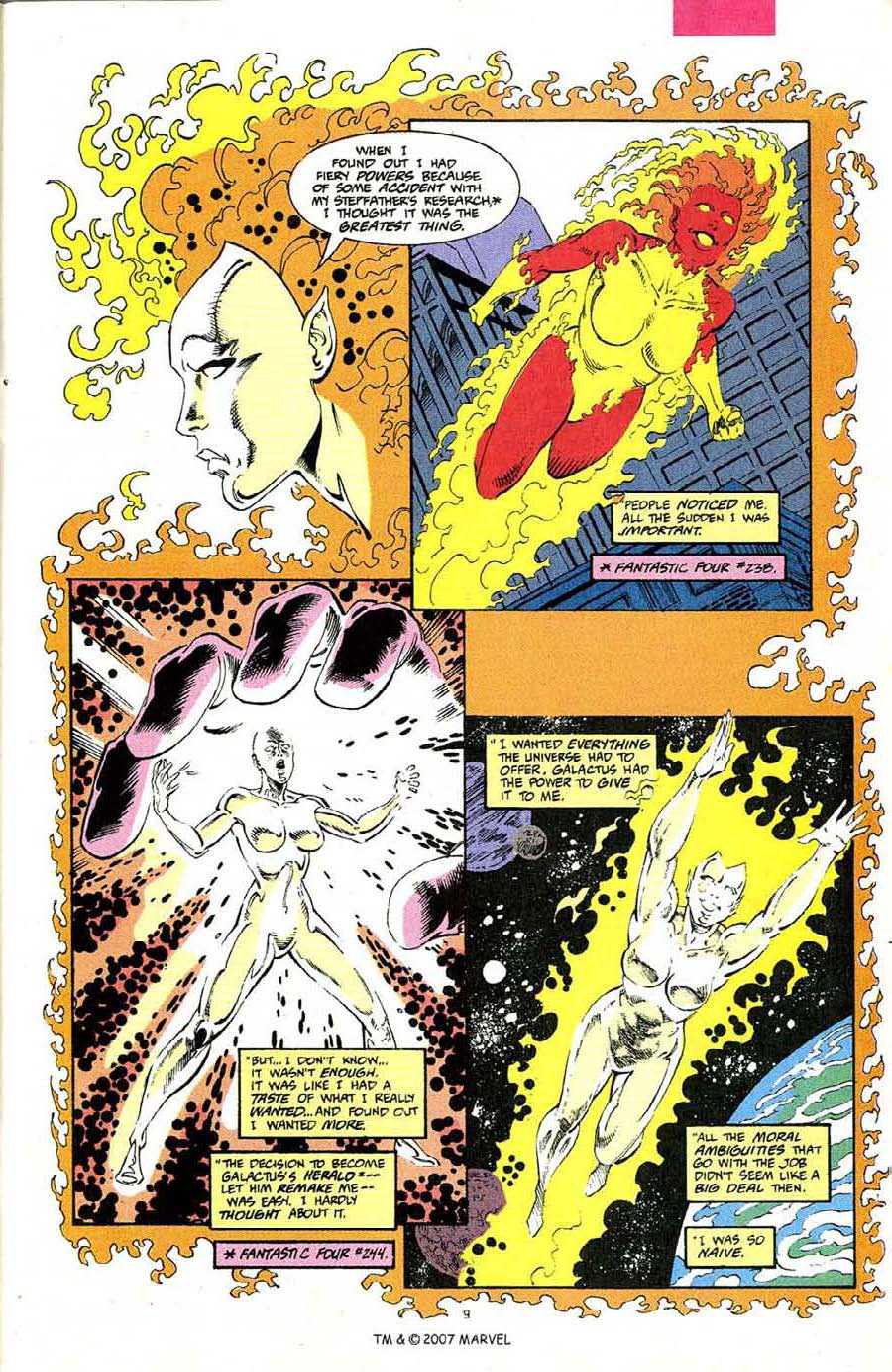 Read online Silver Surfer (1987) comic -  Issue #68 - 11