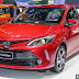 Tongkrongan Toyota Vios Facelift, Mirip dengan Corolla Altis