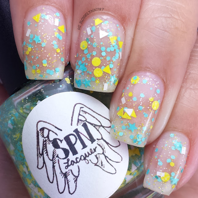 Supernatural Lacquer Mary