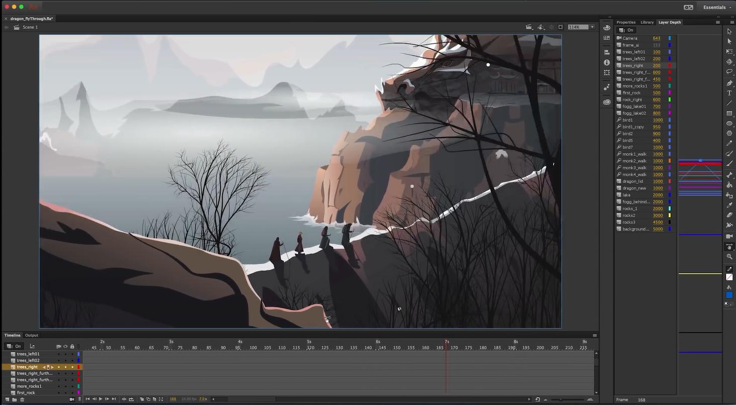 latest version of adobe animate cc