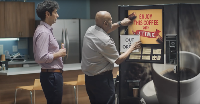 Left Twix Continues Feud with Right Twix in Latest Ad Campaign by BBDO NY