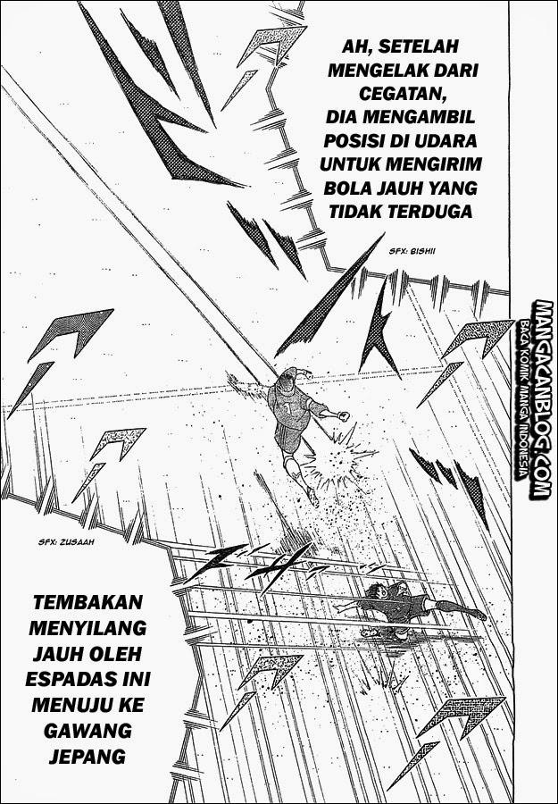 Captain Tsubasa – Rising Sun Chapter 04-5
