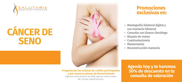 Promociones Deteccion Cancer mama Eco Mamario Mamografia Ultrasonido Mastografia Guadalajara Mexico