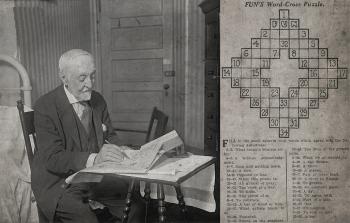 Inventos e inventores  - Página 16 Fotos-historicas-primer-crucigrama