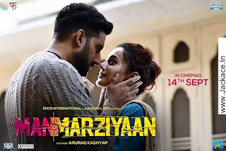 Manmarziyaan First Look Poster 4