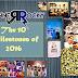 The 10 Milestones of Runner Rocky in 2016