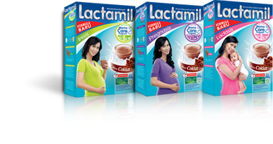 minum susu kehamilan ibu